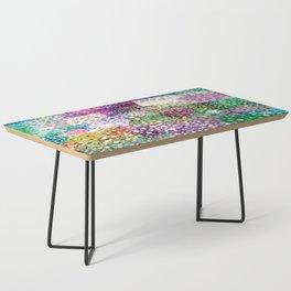 Rainbow Terra Firma Coffee Table