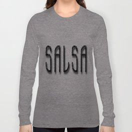 Salsa A La Bambino Long Sleeve T-shirt