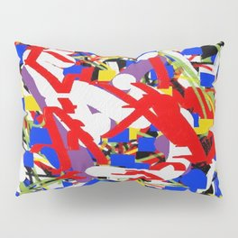 Color and color 3 Pillow Sham
