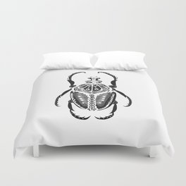 Amiga fiesta beetle Duvet Cover