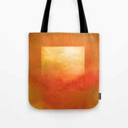 Square Composition III Tote Bag