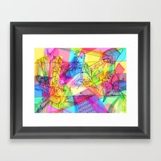 Rofhva Framed Art Print