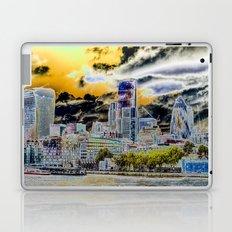 Solarised London Laptop & iPad Skin