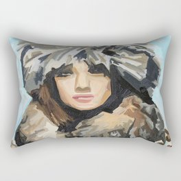 Savage Beauty  Rectangular Pillow