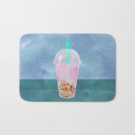 Clownfish Tea by Kenzie McFeely Bath Mat