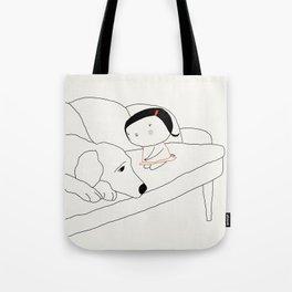 Hectora 3 Tote Bag