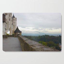 A view from Festung Hohensalzburg Castle Cutting Board