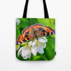 Spring breakfast Tote Bag
