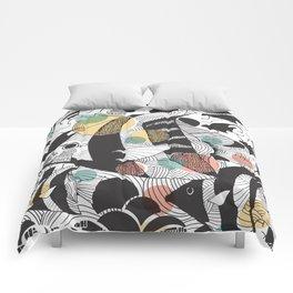 Fly Fish II Comforters