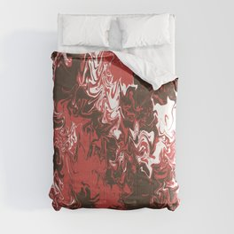 Brown University Tie Dye  Comforters
