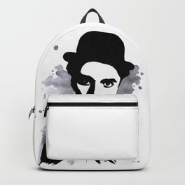 Charlie Chaplin Backpack