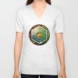 Cosmos MMXIII - 01 Unisex V-Neck