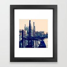 Venezia Framed Art Print