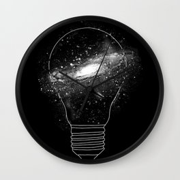 Sparkle - Unlimited Ideas Wall Clock