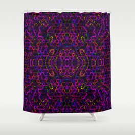 Darkberry Shower Curtain