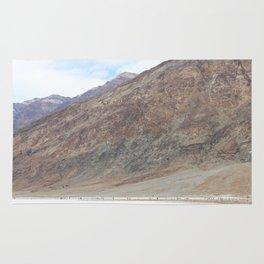 Badwater Basin, Death Valley Rug