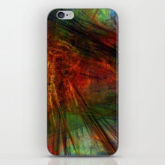 Fusium par Jean-François Dupuis iPhone & iPod Skin
