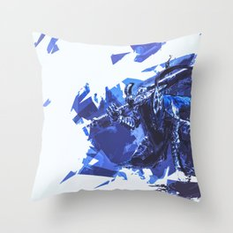 Artorias Throw Pillow