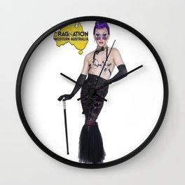 Cougar Morrison WA Dragnation Wall Clock