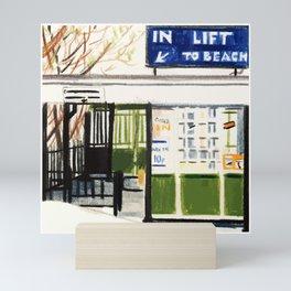 LIFT Mini Art Print