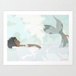 420 Reflection Art Print