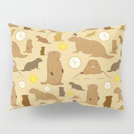 Groundhogs Pillow Sham