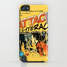 Attack of Literacy iPod touch Slim Case