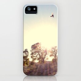 A Hawks View iPhone Case