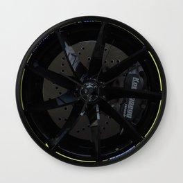 Koenigsegg Agera R wheel Wall Clock