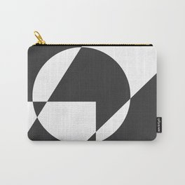 Geometrical Carry-All Pouch