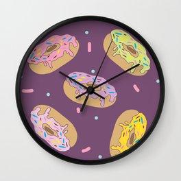 My donut! Wall Clock