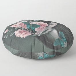 Inner beauty Floor Pillow