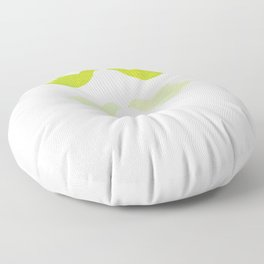 green love birds Floor Pillow