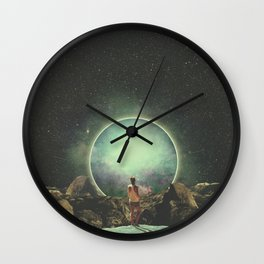 Coruscation Wall Clock