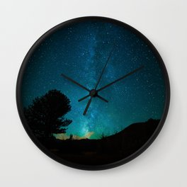 NightSky Wall Clock