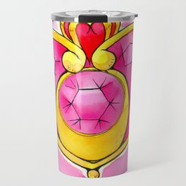 Heart Pendant Travel Mug