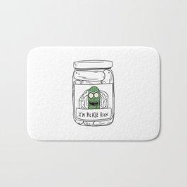 Pickle Rick Bath Mat