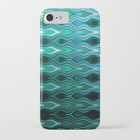 sail iPhone & iPod Cases featuring Sail by SensualPatterns