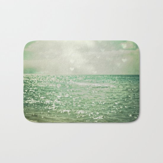Sea of Happiness Bath Mat