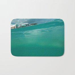 Turquoise Tide Bath Mat