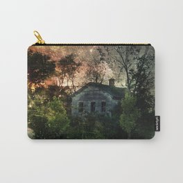 The Ghost House Carry-All Pouch