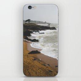The beautiful storm iPhone Skin