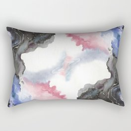 Nebula Soul Rectangular Pillow