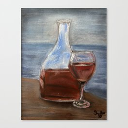 Elegance with ambiance Canvas Print