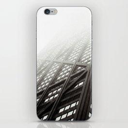 Chicago Hancock Tower iPhone Skin