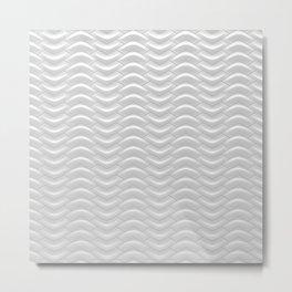 milky waves Metal Print