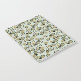 poppy seed pod Notebook