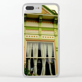 A Hint Of Christmas... Clear iPhone Case