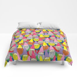 Mister Gnome Comforters