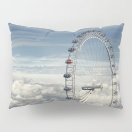 Ride Above the Clouds Pillow Sham